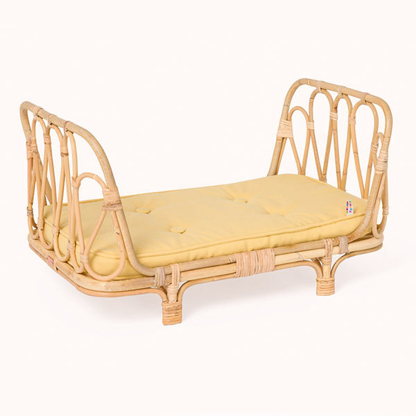 Poppie Day Bed - Yellow - Pigment