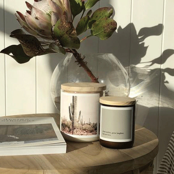 Cactus Country Candle - Byron