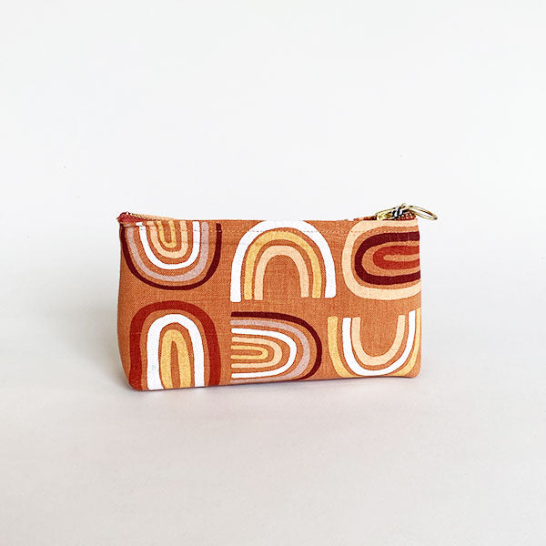 Solstice Pencil Cosmetic Bag