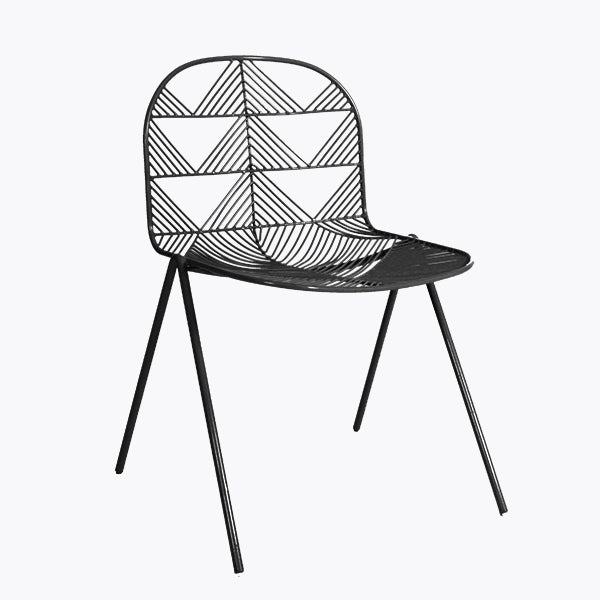 Bend - Betty Stacking Chair - Pigment