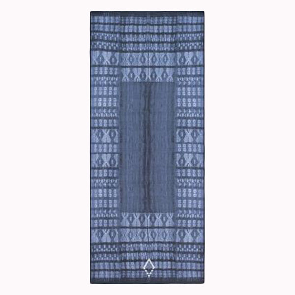 North Swell Indigo Travel Towel