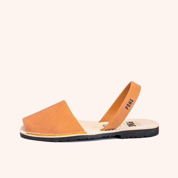 Women's Classic Avarcas - Orange