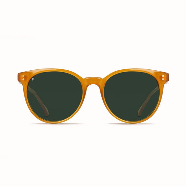 Norie Sunglasses - Honey - Pigment