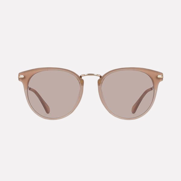 Norie Sunglasses - Matte Rose + Petal