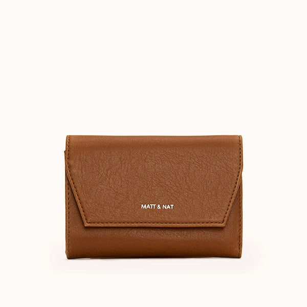 Vera Small Wallet - Chili - Pigment