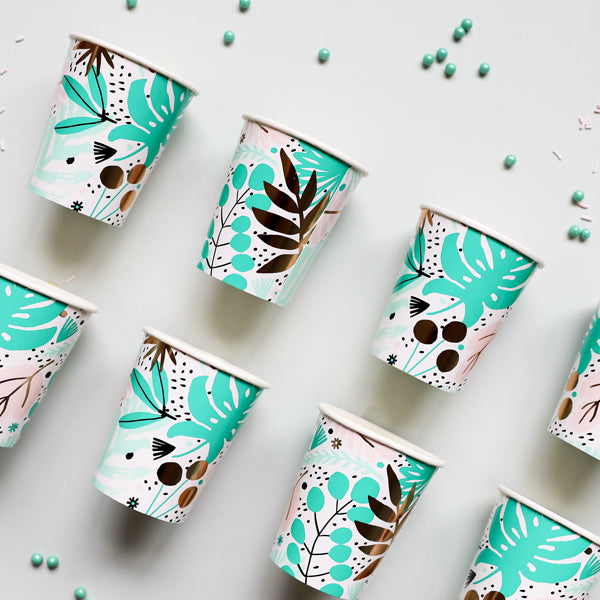 Tropicale Cups