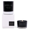 Black Pepper + Oak Statement Candle - Pigment