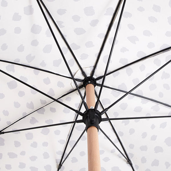 Black Sands Beach Umbrella - Pigment