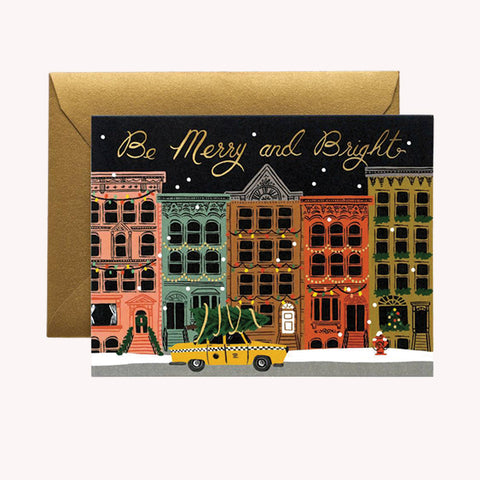 City Holiday Card - Rifle Paper Co.