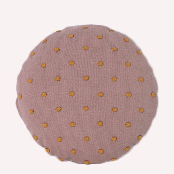 Popcorn Cushion - Dusty Rose