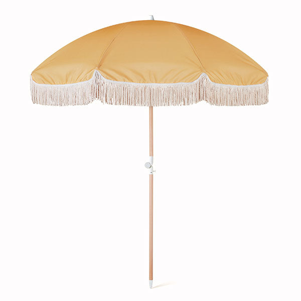 Golden Beach Umbrella