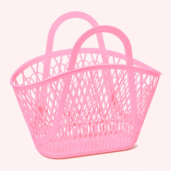 Betty Basket - Bubblegum Pink - Pigment