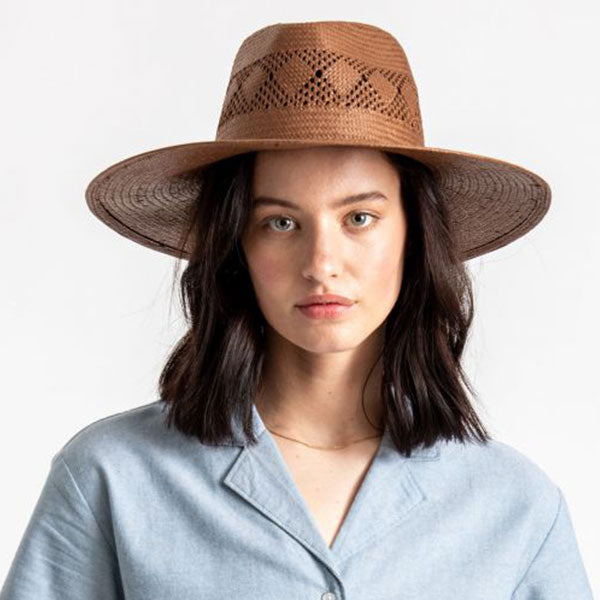 Joanna IV Hat - Brown