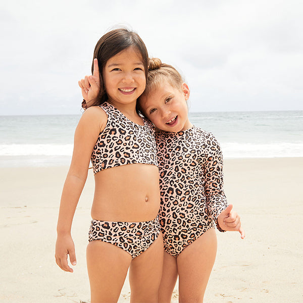Mas Olas Surf Suit - Cheetah
