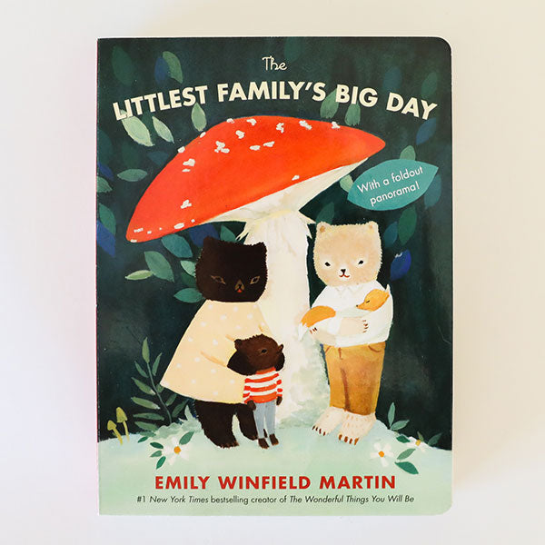 The Littlest Family's Big Day - Pigment