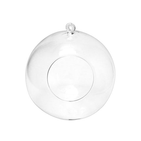 Hanging Glass Orb - Medium