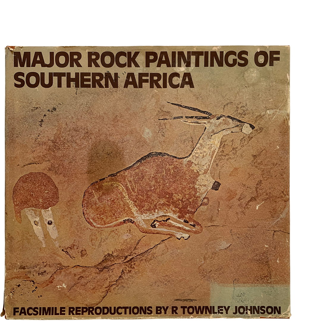 'Major Rock Paintings of Southern Africa'  (1979) R Townley Johnson