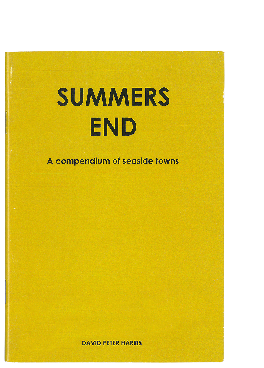'Summers End: A Compendium of Seaside Towns' (2017)