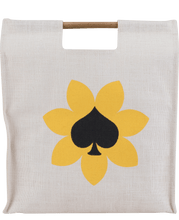 Load image into Gallery viewer, 'The Truth Shall Bloom - White Bag' (2019)