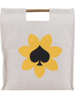 'The Truth Shall Bloom - White Bag' (2019)