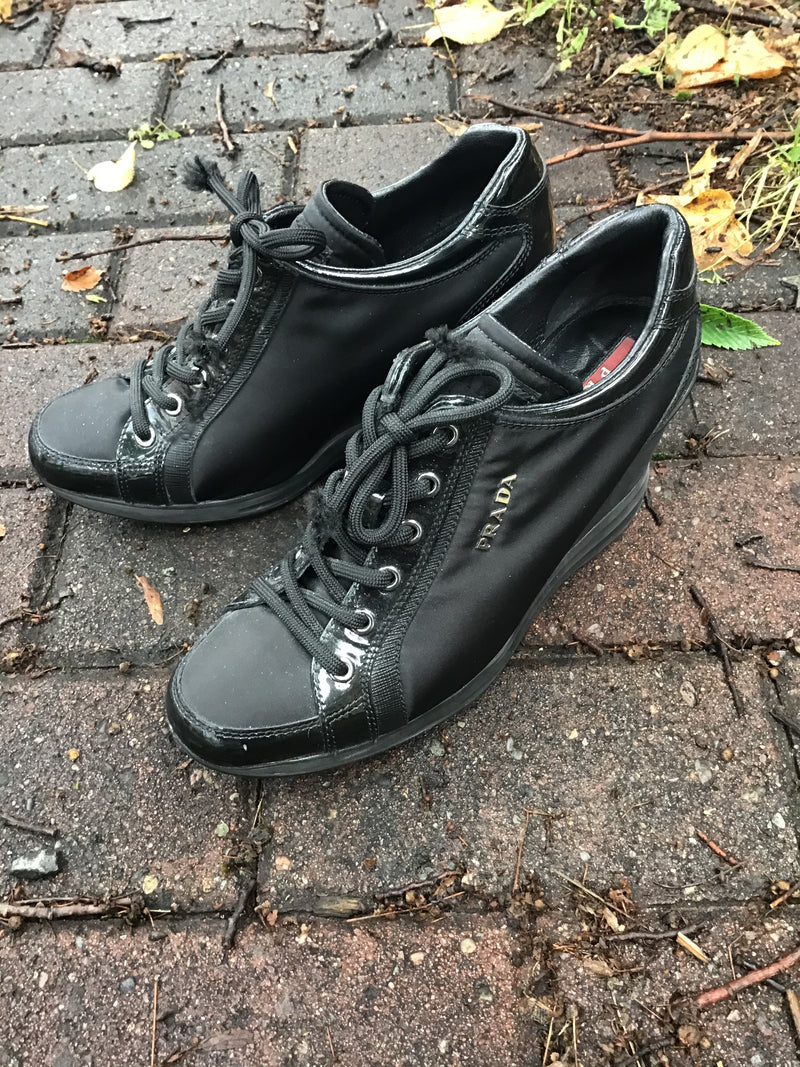 Prada wedge sneakers (6)