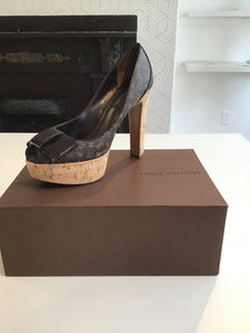 Louis Vuitton heels 7