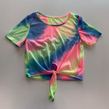 Load image into Gallery viewer, Tie Dye Short Sleeve // Size Small