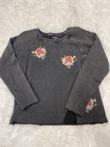Lucky Brand Sweatshirt Size Medium