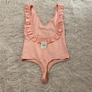 Free People Tank Bodysuit // Size Extra Small