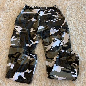 Men's Camo Joggers // Size Large
