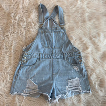 Load image into Gallery viewer, Hot Kiss Shortalls // Size 5/6 (28)