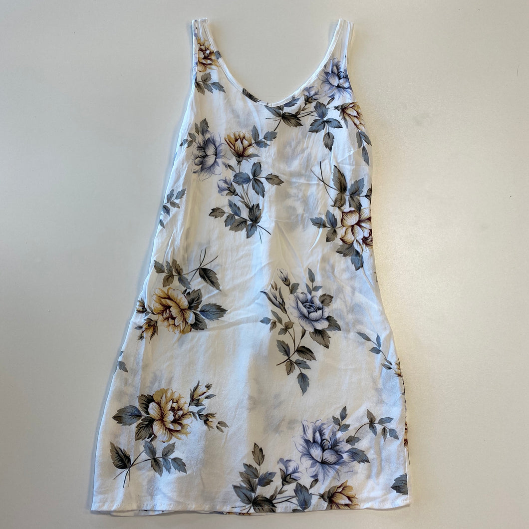 Floral Dress // Size Extra Small
