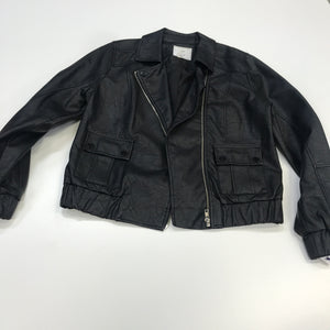 Ivy & Main Leather Jacket// Size Large