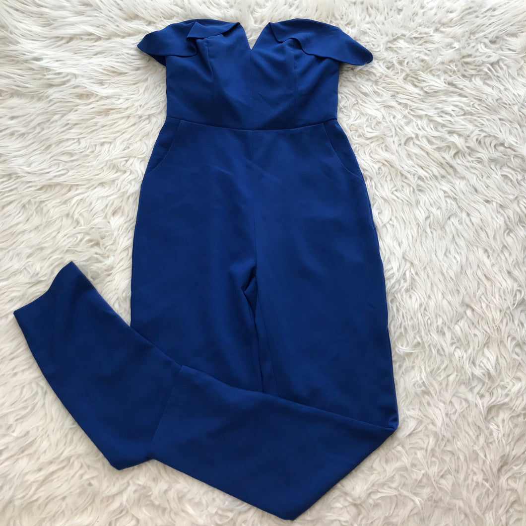 Blue Jumpsuit // Size Small