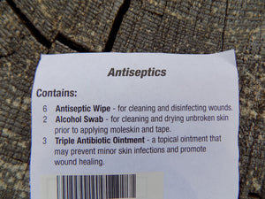 Survival - Antiseptics pack Back - Wilderness Survival Systems : Picture