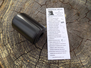 Survival - Universal Splint with Instructions - Wilderness Survival Systems : Picture