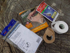 IFAK Advanced - Wound and Foot Care - Wilderness Survival Systems : Picture