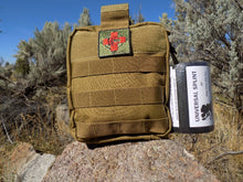 Load image into Gallery viewer, IFAK Advanced - Case with Med Patch - Wilderness Survival Systems : Picture