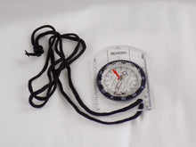 Load image into Gallery viewer, Compact Outdoor Survival Kit Compass: Picture