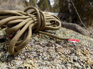 Survival - Compact Outdoor Survival Kit Fire Cord Paracord Wilderness Survival Systems : Picture