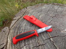 Load image into Gallery viewer, Knife - MORAKNIV Basic 511 - Out of Sheath Blade - Wilderness Survival Systems : Picture