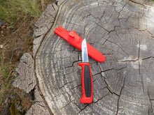 Load image into Gallery viewer, Knife - MORAKNIV Basic 511 - Out of Sheath  - Wilderness Survival Systems : Picture