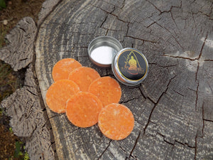 Survival - Mini Inferno - Fire Starter - Can Open Disks Spread Out - Wilderness Survival Systems : Picture