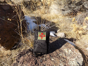 Survival - Heeler Dog Medical Kit in Pouch - Wilderness Survival Systems : Picture