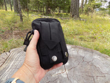 Load image into Gallery viewer, Ultra Compact - Survival Kit - Back of Case - Wilderness Survival Systems : Picture