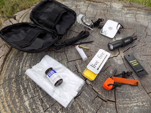 Ultra Compact - Survival Kit - Wilderness Survival Systems : Picture