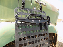 Load image into Gallery viewer, Outdoor Survival Gear - Tough hook mounted to seat back panel next to old truck - Wilderness Survival Systems : Picture