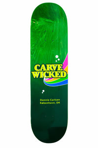 Carve Wicked: DANNIE PRO - Faxe Carlsen 8.5""