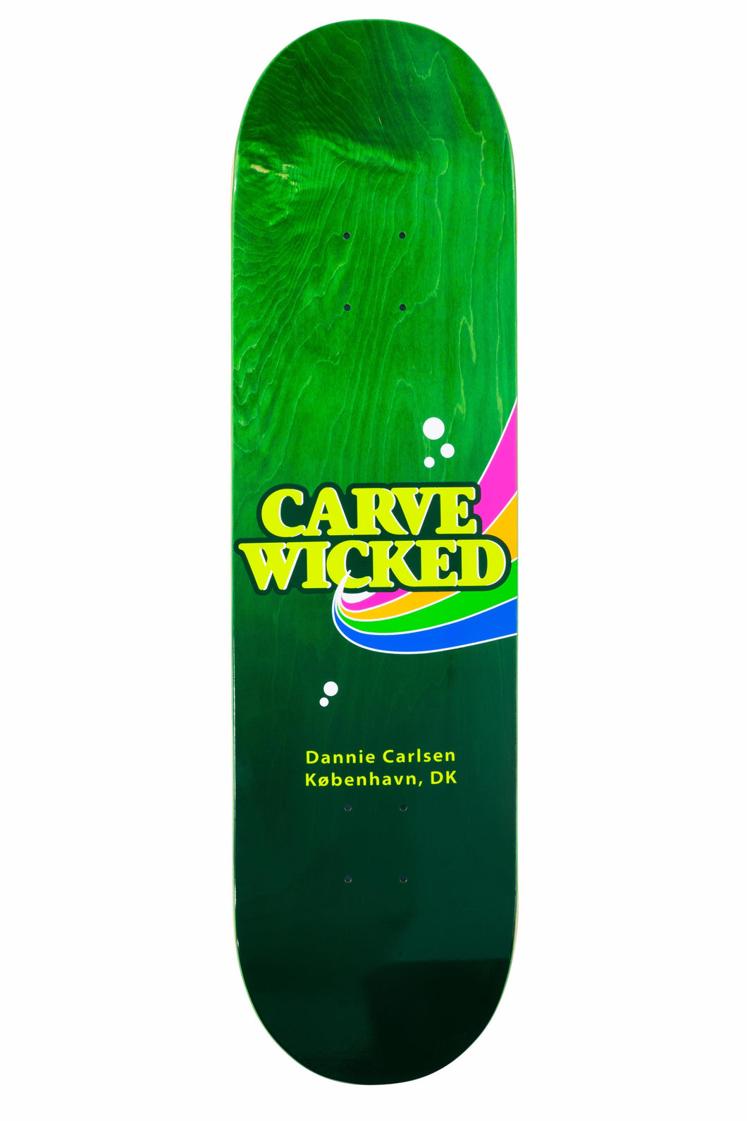 Carve Wicked: DANNIE PRO - Faxe Carlsen 8.5
