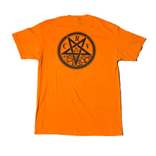 Load image into Gallery viewer, Carve Wicked: PID T SHIRT - Hi Vis Orange